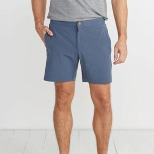 NWOT Marine Layer Men's vintage indigo shorts